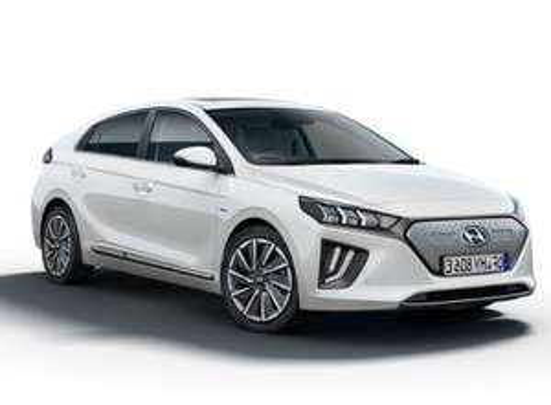 Privatleasing: Hyundai Ioniq Elektro / 136 PS (konfigurierbar) für 96€ monatlich (eff.137€) LF: 0,27