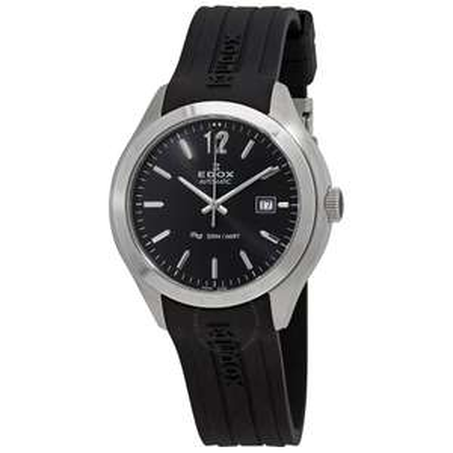 Edox C1 Date Automatik Uhr 80111-3CA-NIN (Swiss, SW200-1, 45mm, Nischendeal)