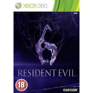 (UK) Resident Evil 6 [Xbox 360] für 9,23€ @ Amazon.UK
