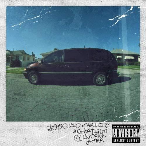 Kendrick Lamar - good kid, m.A.A.d city [2x Vinyl] für 15,83€ [Thalia KultClub]