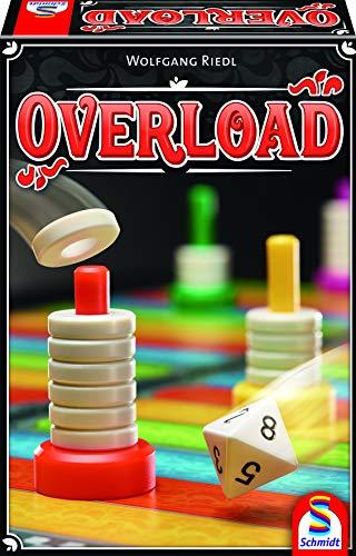 [Amazon Prime] Schmidt Spiele 49350 Overload, Stapel-und Laufspiel