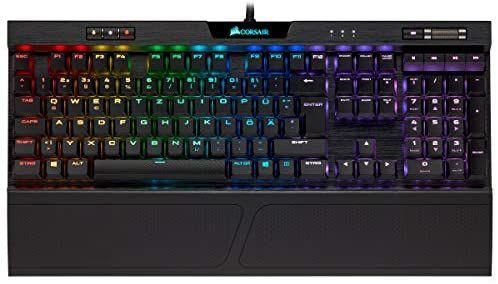 Corsair K70 RGB MK.2 Low Profile Rapidfire
