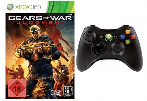 Gears of War: Judgement mit Original Xbox 360 Controller