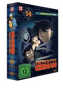 [Amazon.de] Detektiv Conan Box 14/ Staffel 5 für 48,73€