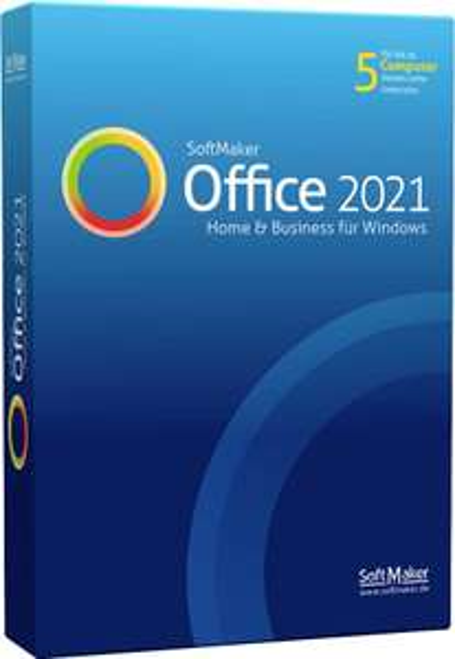 (PC/Mac/Linux) SoftMaker Office NX Home | Jahreslizenz