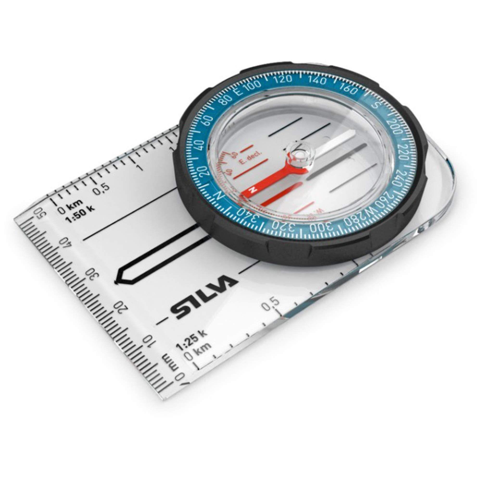 Silva FIELD - Kompass, Made in Sweden