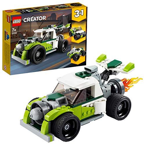 [Amazon Prime] Lego 31103 Creator 3-in-1- Raketen-Truck - Geländewagen