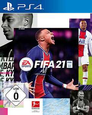 FIFA 21 PS4 PlayStation 4 für 45,61€ inkl. Versandkosten [MediaMarkt ebay]
