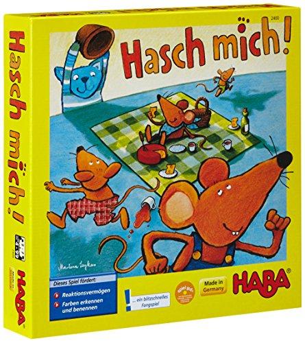 [Amazon oder Thalia] HABA 2400 - Hasch mich, Fangspiel