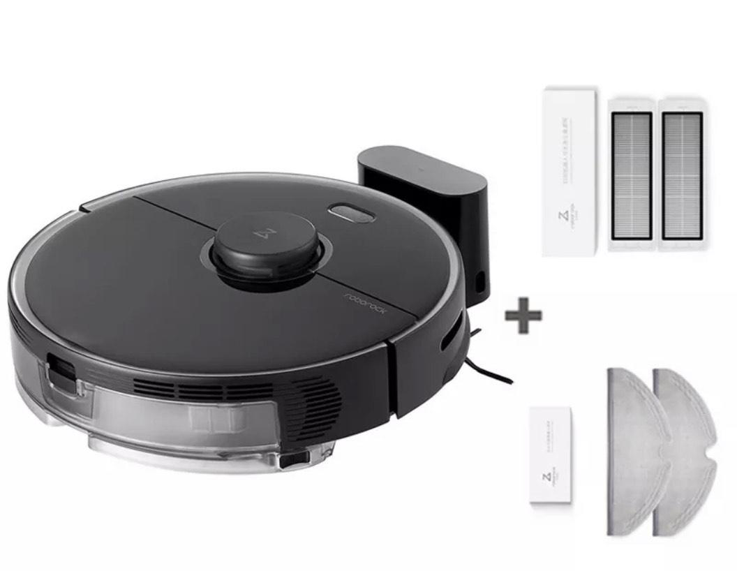 (Ebay WOW) Roborock S5 Max in schwarz oder weiß mit Geschenk