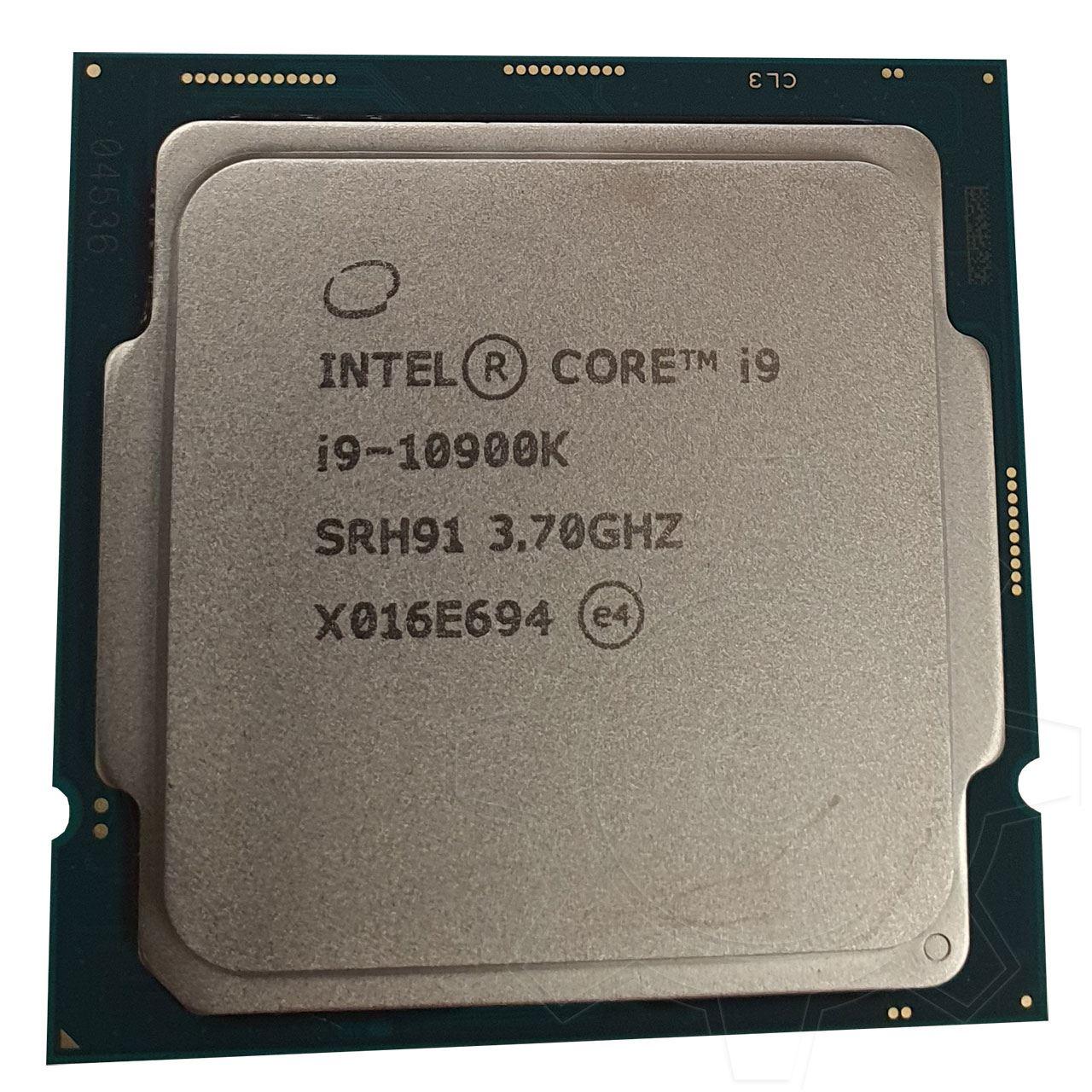Intel Core i9 10900K TRAY wieder verfügbar