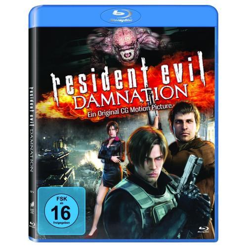 [Amazon] [Blu-Ray] - Resident Evil - Damnation