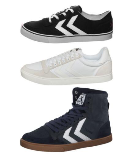 Hummel Sneaker Sale, zB: Hummel Stadil Age in weiß oder schwarz