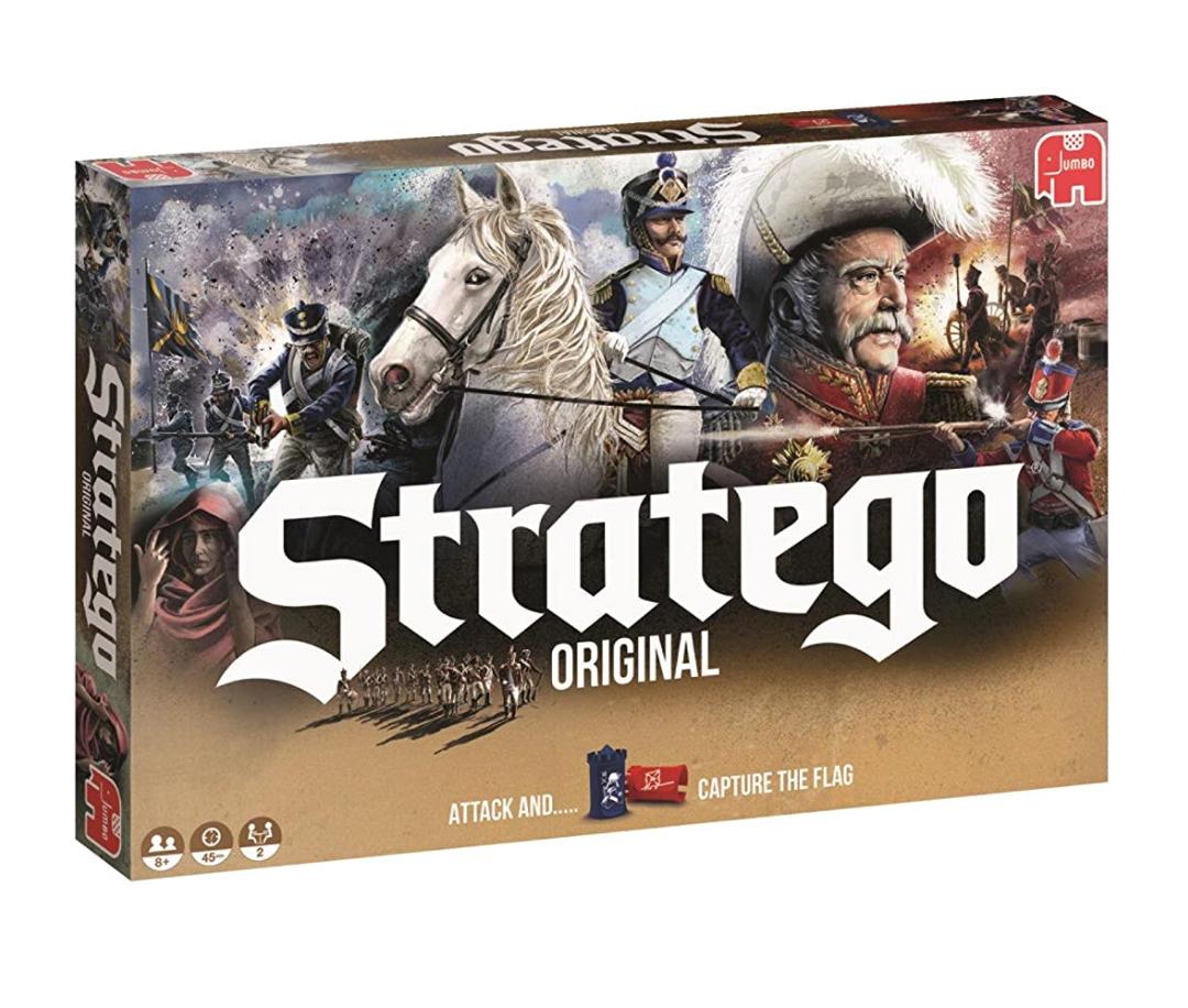 Stratego Original Jumbo 19496 Prime