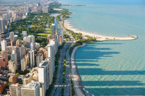 Reise: 10 Tage Chicago inkl. Flügen, Hotel und Mietwagen für 717€ pro Person (bei 2 Personen) von April bis Juni!