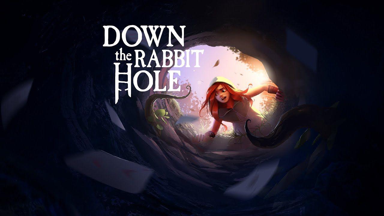 Down the Rabbit Hole - 13,99 € Oculus Rift/Quest 1 und Quest 2