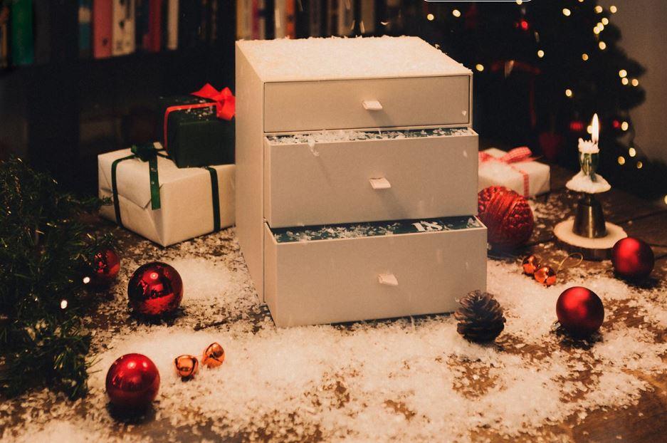 5 % Rabatt auf Goodiebox - Weihnachtskalender