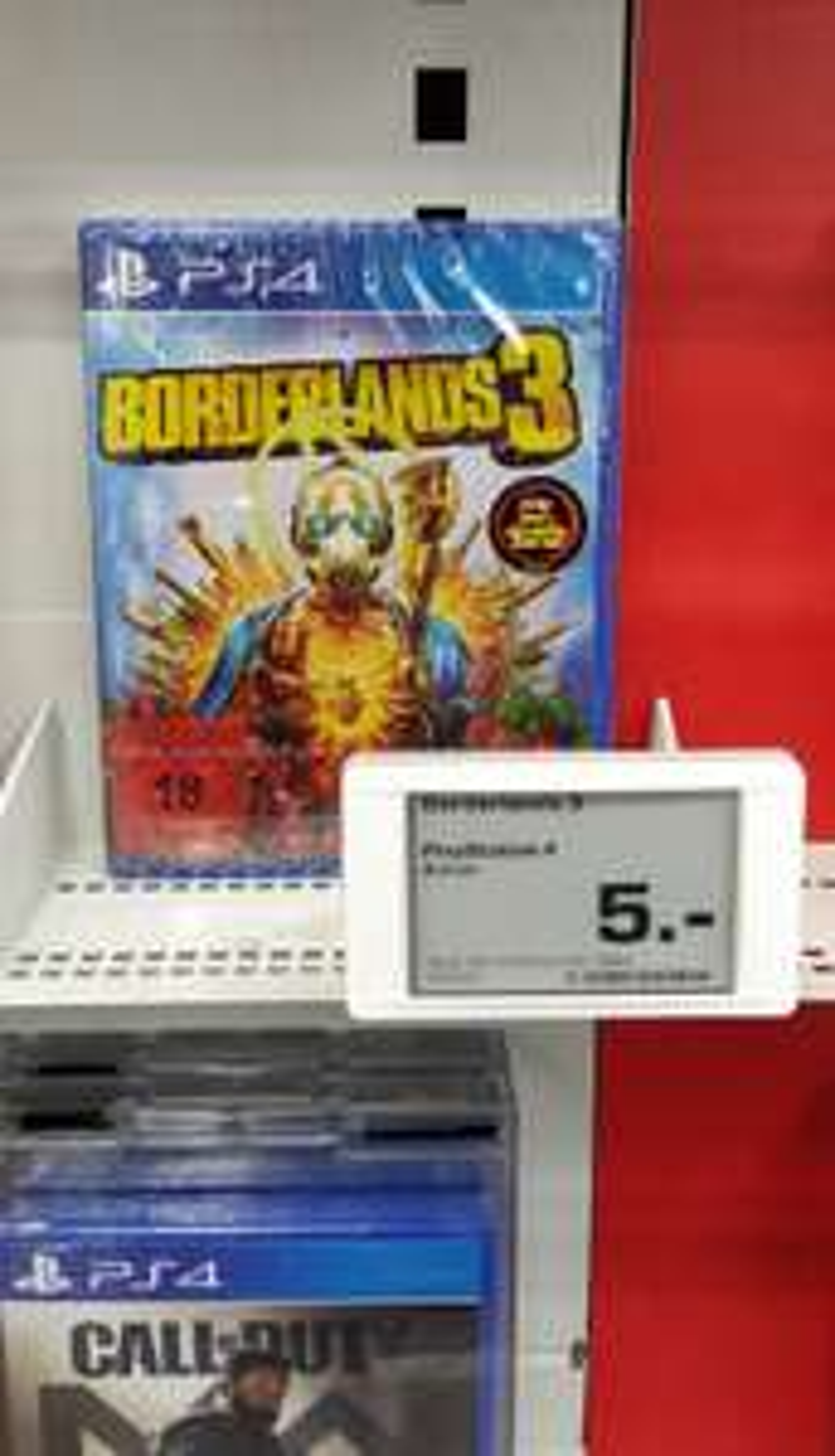 (Lokal Saturn Paderborn) PS4 Borderlands 3
