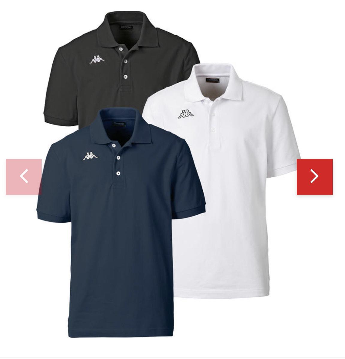 3er Pack Poloshirts von Kappa