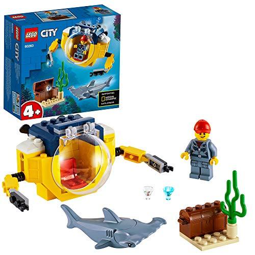 LEGO 60263 City Mini-U-Boot für Meeresforscher