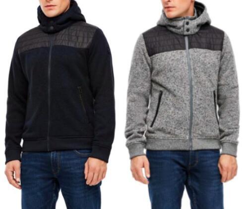 30% Rabatt auf alles von Esprit und S. Oliver, z.B. s.Oliver Fabricmix-Jacke in 2 Farben