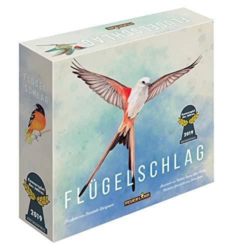 Flügelschlag Brettspiel Deutsch - Kennerspiel des Jahres 2019