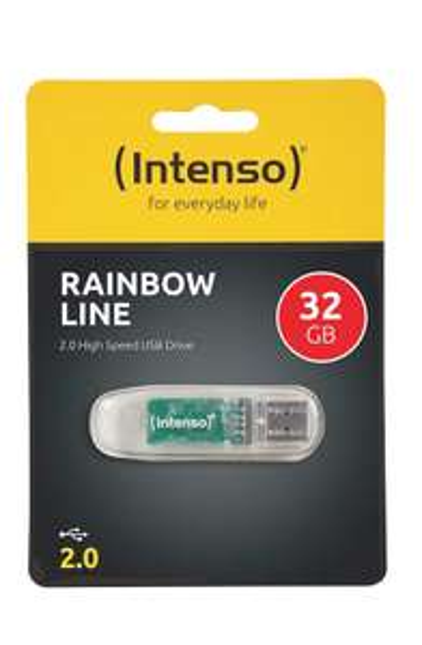Intenso Rainbow Line 32GB Prime
