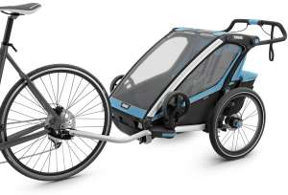 Thule Chariot Sport 2 in blue bei jollyroom.de