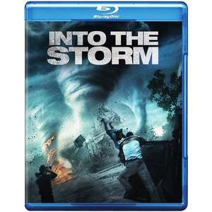 Storm Hunters Bluray ( Into the Storm)