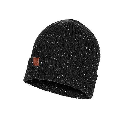 (Amazon Prime) Buff Knitted Hat Kort Mütze schwarz