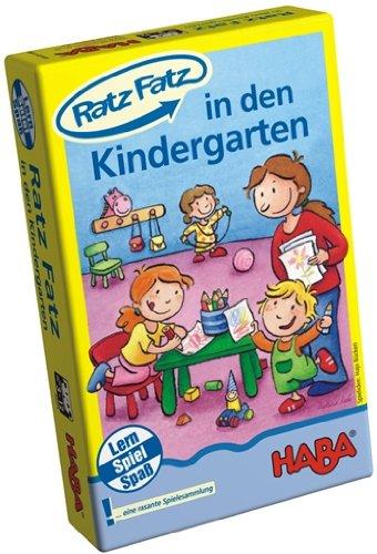 [Amazon oder Müller] HABA 4605 Ratz Fatz in den Kindergarten