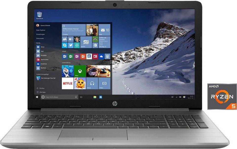 [otto up] HP 255 G7 (15,6 Zoll, Ryzen 5 3500U 2,1 GHz, 512 GB SSD, inkl. MS 365 Single
