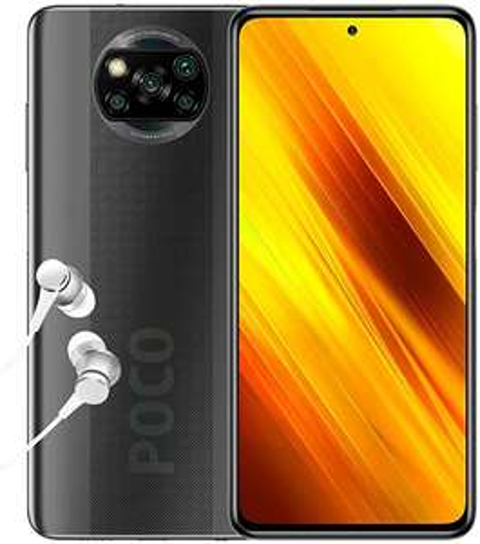 Xiaomi POCO X3 NFC Smartphone 6+128GB Snapdragon 732G grau o. blau für 226,18€ inkl. Versandkosten