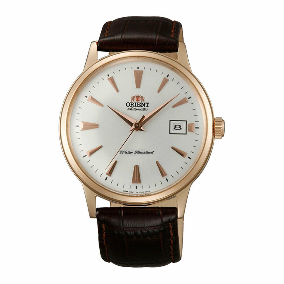 Orient Bambino Automatik Uhr FAC00002W0 (F6724, 40mm, Sammeldeal)