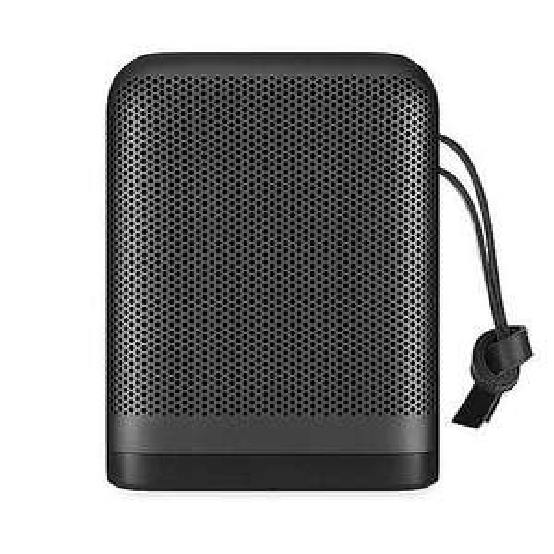 B&O PLAY BeoPlay P6 Schwarz Bluetooth Lautsprecher USB-C Sprachsteuerung [Cyberport]