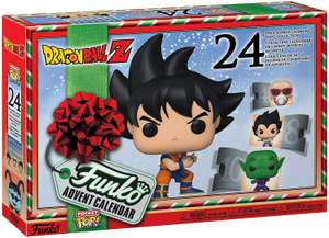 Funko 49660 POP Dragon Ball Z Advent Calendar, Mehrfarben [Amazon & myToys]