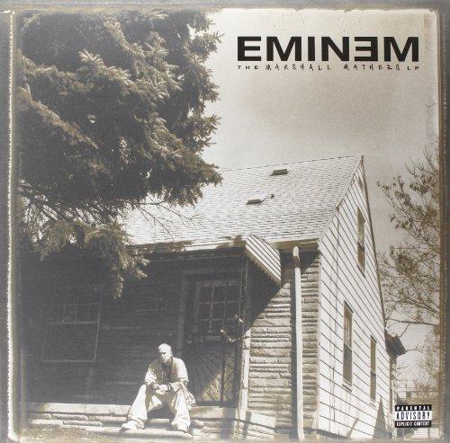 Eminem - The Marshall Mathers LP - 2LP / Vinyl (Amazon Prime / Media Markt)