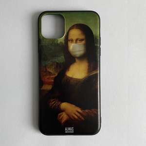 """""""Masked Mona Lisa"""" - Iphonehülle für 14,99€ (Free Shipping)"""