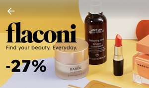 [Lidl Plus] 27% auf Flaconi Beauty Selection, MBW 55€,