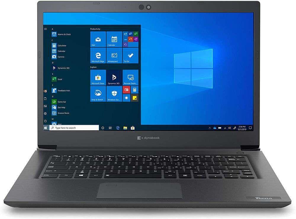 Toshiba Dynabook Tecra A40-E-159 - Core i5 8250U / 1,6 GHz - Win 10 Pro 64-Bit - 8GB RAM - 256GB SSD