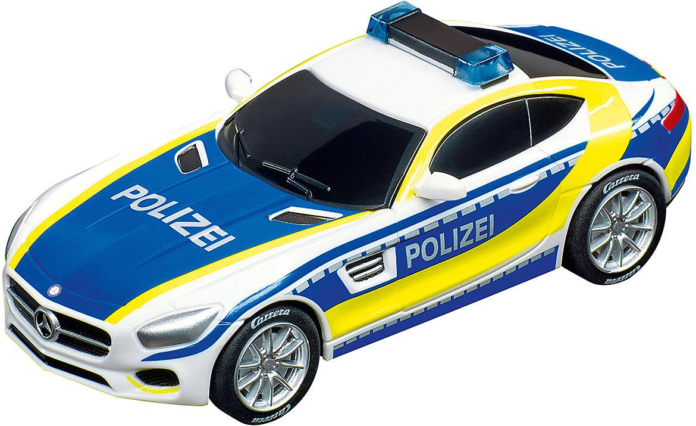 Carrera Digital 143 Mercedes-AMG GT Coupé Polizei und weitere Modelle