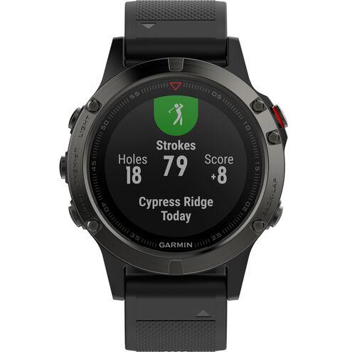 Garmin Multisport Smartwatch Fenix 5 (grau)