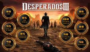 Desperados 3 (PC) [Steam-Store]