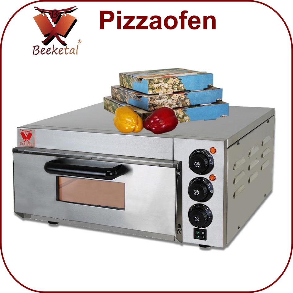 Pizzaofen Beeketal Pizza BPO33-1
