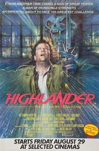 (iTunes) Highlander - Director's cut HD