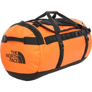 The North Face Base Camp Duffel Reisetasche (Größe L) // Maße (B/H/T): 70 x 40 x 40 cm Gewicht: 1.84 kg Volumen: 95 Liter