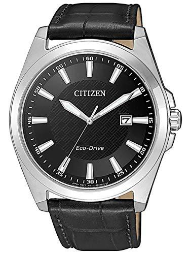 Citizen Eco-Drive BM7108-14E Quarz Uhr (Saphirglas, 41mm)