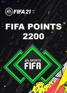 FIFA 21 Ultimate Team 12000 Points