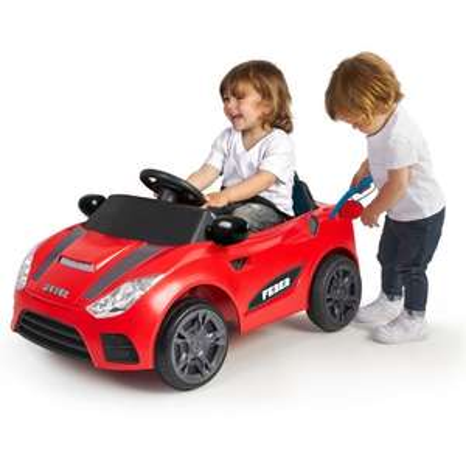 Elektroauto für Kinder Feber My Real Car 6V Rot, Mifus