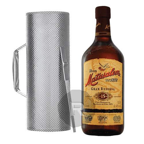 Rum Angebot des Tages bei Amazon (Prime) z.B. Ron Matusalem Gran Reserva 15 mit Schrapinstrument für 22,49€